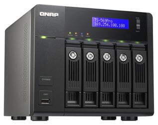 Сетевое хранилище QNAP TS-569 Pro