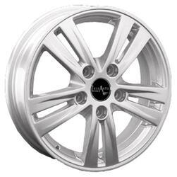Автомобильный диск Литой LegeArtis Ki31 5,5x15 5/114,3 ET 41 DIA 67,1 Sil