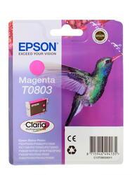 Картридж струйный Epson T 0803