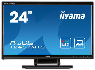 "24"" Монитор IIYAMA ProLite T2451MTS-B1"