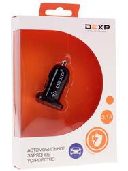 Автомобильное зарядное устройство DEXP MyCar 15W XV