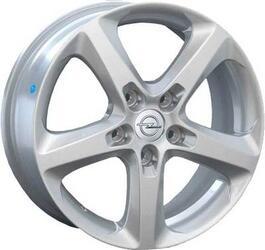 Автомобильный диск Литой Replay OPL24 6,5x16 5/115 ET 41 DIA 70,1 Sil