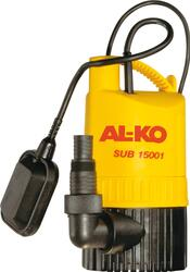 Погружной насос AL-KO SUB 15001