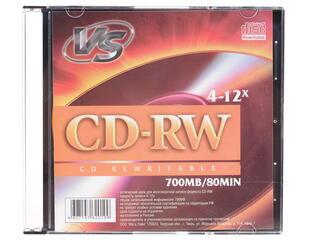 Диск VS CD-RW 700 Mb