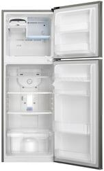 Холодильник с морозильником Samsung RT2BSRMGH серебристый