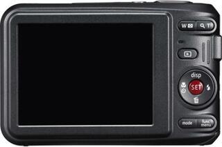 Компактная камера General Electric C1640W черный