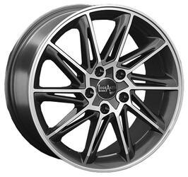Автомобильный диск Литой LegeArtis A44 8x18 5/112 ET 39 DIA 66,6 BKF