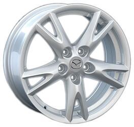 Автомобильный диск литой Replay MZ51 7x17 5/114,3 ET 50 DIA 67,1 Sil