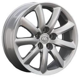 Автомобильный диск Литой Replay LX31 7,5x18 5/120 ET 32 DIA 60,1 Sil