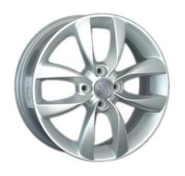 Автомобильный диск литой Replay NS113 6x16 4/100 ET 45 DIA 60,1 Sil