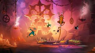 Игра для Xbox 360 Rayman Origins