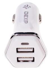Автомобильное зарядное устройство DEXP MyCar 5W i30