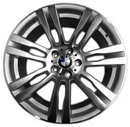 Автомобильный диск литой Replay B152 8,5x18 5/120 ET 46 DIA 74,1 BKF