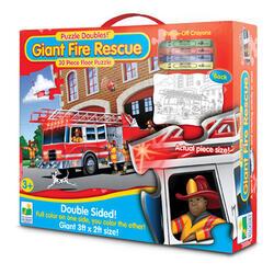 Пазл  Learning Journey Гигантская Пожарная машина