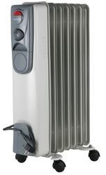Масляный радиатор Supra ORS-07-2N белый