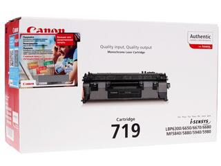Картридж лазерный Canon 719