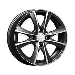 Автомобильный диск литой Скад Мальта 6x15 4/112 ET 38 DIA 57,1 Алмаз