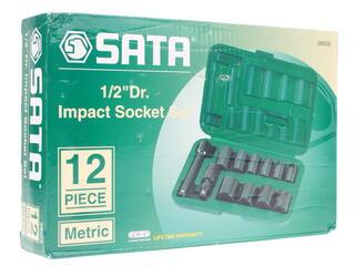 Набор торцевых головок SATA 09009