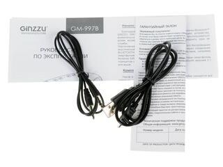 Портативная аудиосистема GINZZU GM-997В