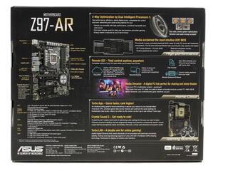 Материнская плата ASUS Z97-AR