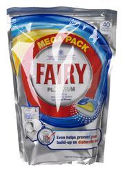 Капсулы для посудомоечных машин FAIRY Platinum All in 1
