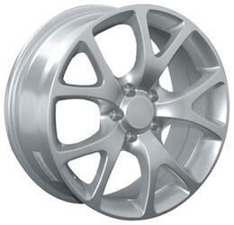 Автомобильный диск Литой LegeArtis PG34 7x17 5/108 ET 46 DIA 65,1 Sil