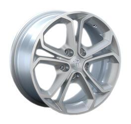 Автомобильный диск литой Replay OPL10 6,5x15 5/150 ET 45 DIA 57,1 Sil