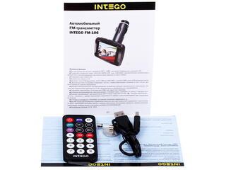 FM-трансмиттер Intego FM-106