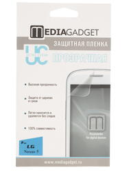 "4.95""  Пленка защитная для смартфона LG Nexus 5"
