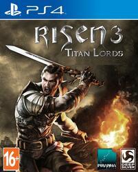 Игра для PS4 Risen 3: Titan Lords