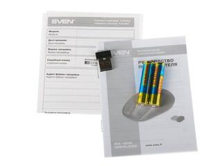 Мышь беспроводная Sven RX-305