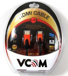 Кабель HDMI (M) - mini HDMI (HDMI type C), 1.8m v1.4 3D, VCOM