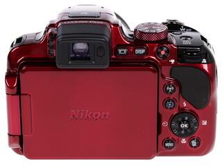 Компактная камера Nikon Coolpix P610 красный
