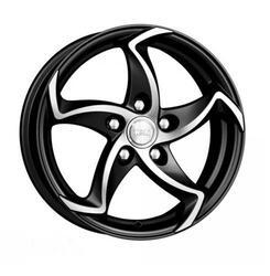 Автомобильный диск Литой K&K Ландау 6,5x15 5/108 ET 50 DIA 67,1 Алмаз черный