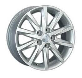 Автомобильный диск литой Replay TY132 6,5x16 5/114,3 ET 39 DIA 60,1 Sil