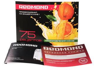 Соковыжималка Redmond RJ-907 белый