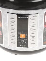 Мультиварка Redmond RMC-FM27 серебристый