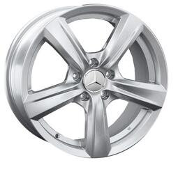 Автомобильный диск литой Replay MR105 8,5x18 5/112 ET 48 DIA 66,6 Sil