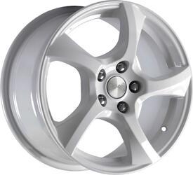 Автомобильный диск литой Скад Авеню 7x16 5/112 ET 45 DIA 60,1 белый