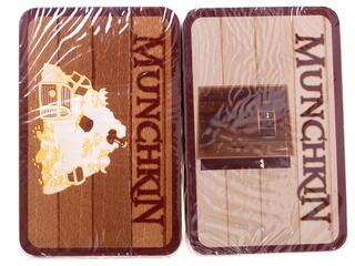 Дополнение для игры Манчкин 8: В Хвост и в Гриву 2-е изд