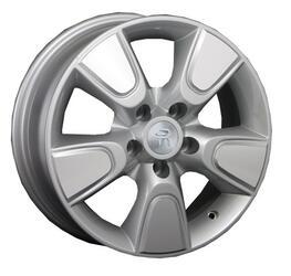 Автомобильный диск Литой Replay NS25 6,5x17 5/114,3 ET 45 DIA 66,1 Sil