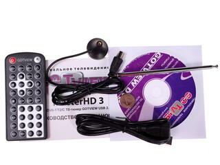 "TV-тюнер GoTView ""USB 2.0 MasterHD 3"""