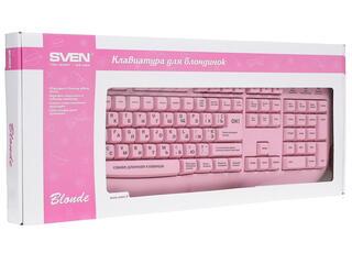 Клавиатура Sven Blonde