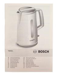 Электрочайник Bosch TWK 3A013 черный