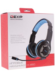 Наушники DEXP H-450