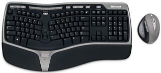 Клавиатура+мышь Natural Wireless Ergo Desktop 7000