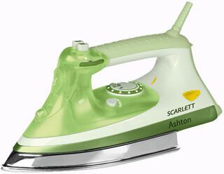 Утюг Scarlett SC-133S зеленый