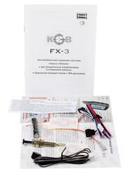 Автосигнализация KGB FX-3
