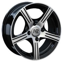 Автомобильный диск Литой NZ SH615 5,5x13 4/98 ET 35 DIA 58,6 BKF