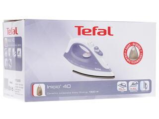 Утюг Tefal FV1240E0 фиолетовый